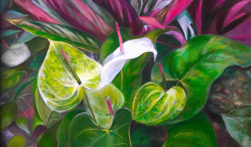 White Lily 016