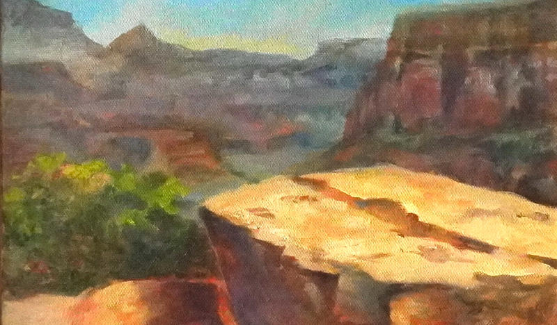 Diptych Grand Canyon 006