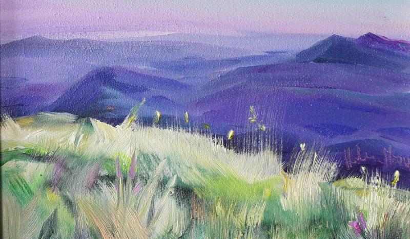Mary's Peak at Sunset 033