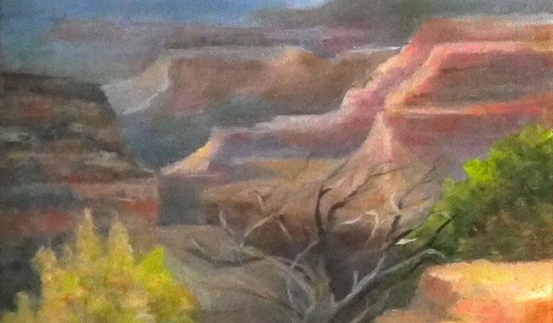 Diptych Grand Canyon 005