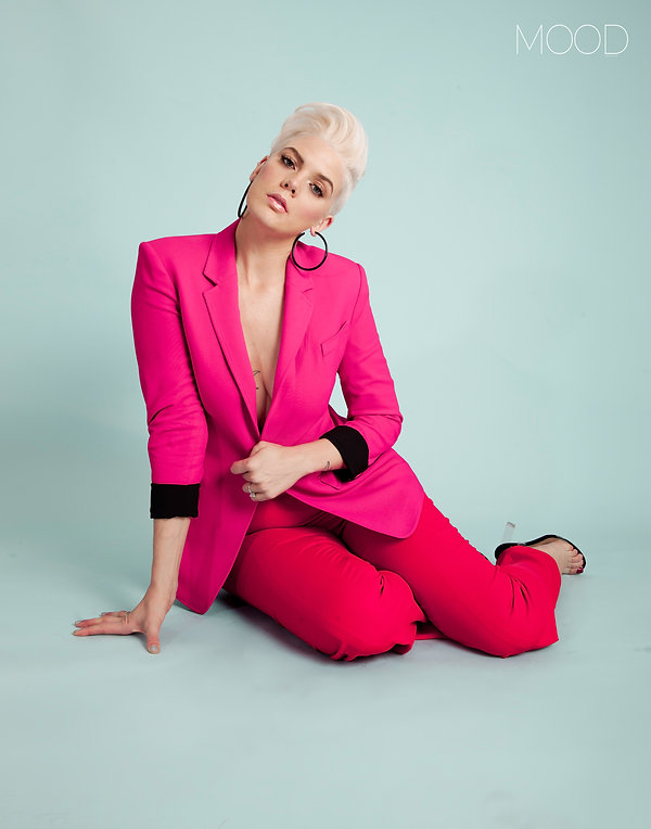 Pop singer Betty Who for mood magazine , photo by Edwin J Ortega
