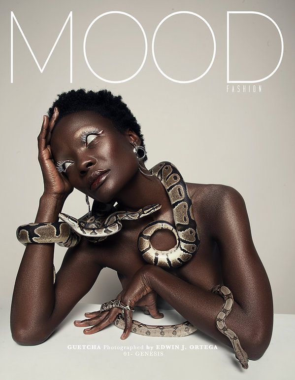 GUETCHA For mood magazine fashion issue genesis by edwin j ortega
