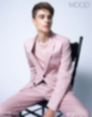 """Actor Corey Fogelmanis With his upcoming movie """"MA""""  shoots for MOOD Magazine by Edwin J Ortega."""