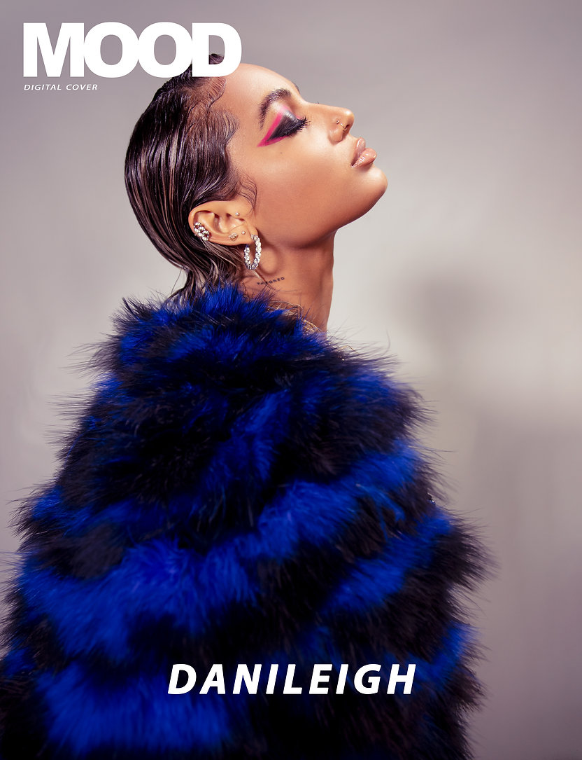 DaniLeigh talks about her music, mentorship with Prince, and what she has planned for the future. Photographed by Anthony Giovanni, styled by Edwin J Ortega.