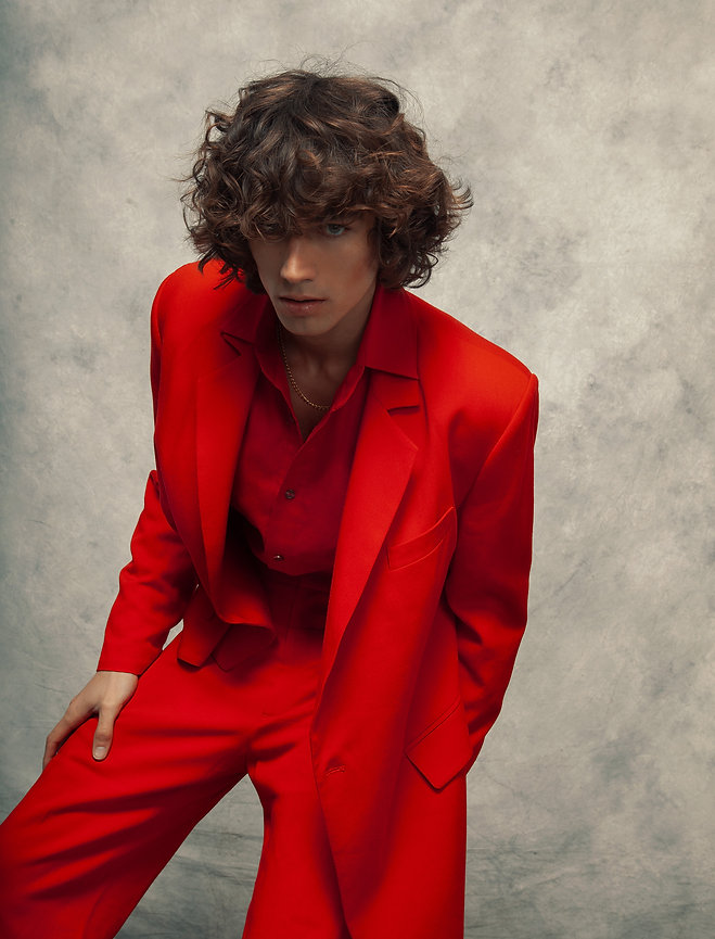 IMG Model Octavio jones is part of MOOD winte7.jpg / spring issue photograph by Edwin J Ortega and anthon Giovanni