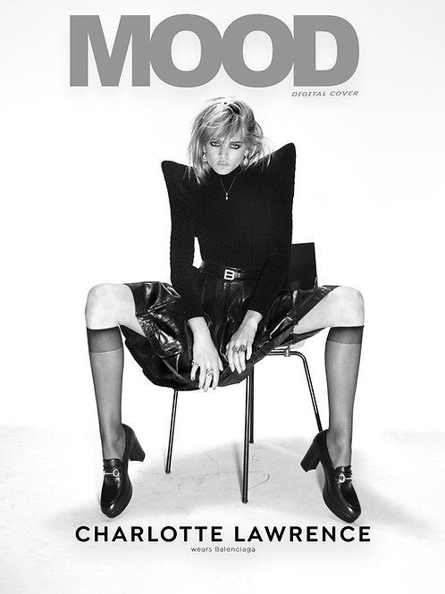 Charlotte Lawrence x MOOD magazine Digital PDF