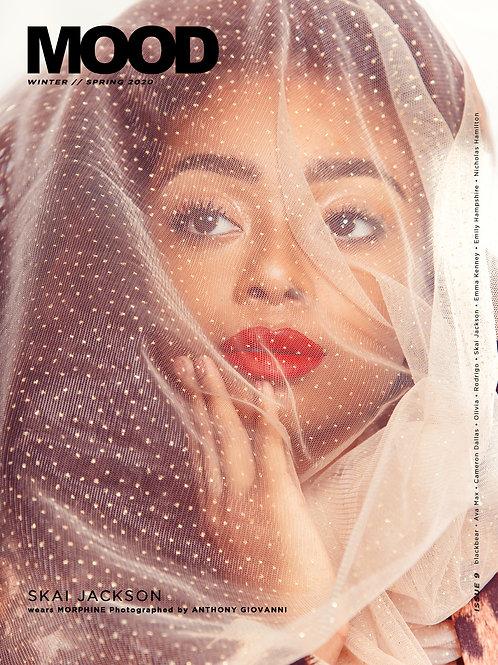 Skai Jackson - Print Winter /Spring 2020