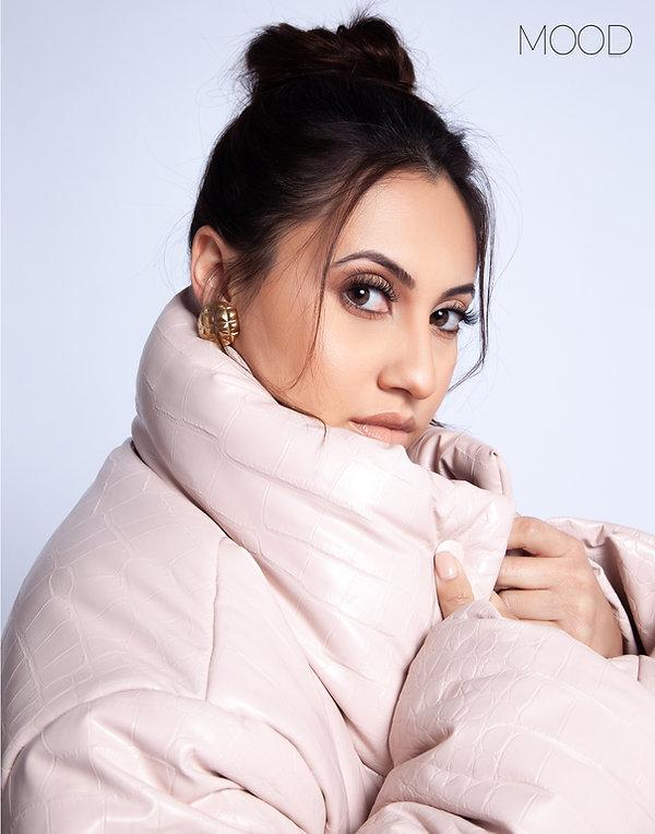 Actress Francia Raisa for MOOD Magazine Photo by Edwin J Ortega