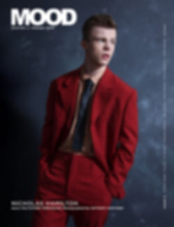 Actor Nicholas Hamilton joins MOOD Magazine for our winter / spring issue. Photographer Anthony Giovanni, style by Edwin J. Ortega