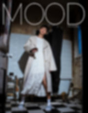David Wong for MOOD magazine by Anthony Giovanni