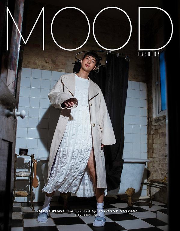 David Wong for MOOD magazine by Anthony Giovanni