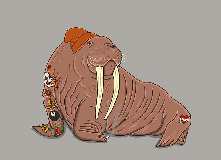 Wesley the Walrus