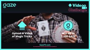 #VideOOChallenge Show your magic!