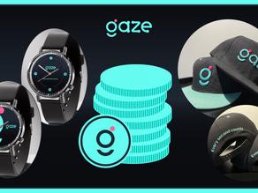 Staking Rewards: GazeWatch & Snapback