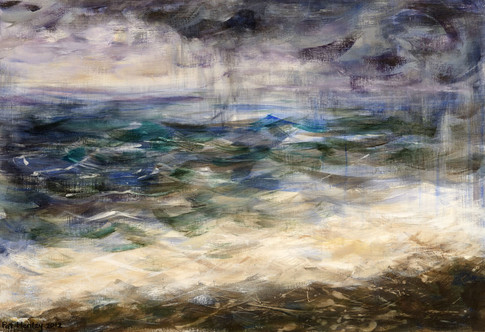 Sea Sky Storm