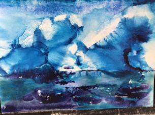 Twin Icebergs