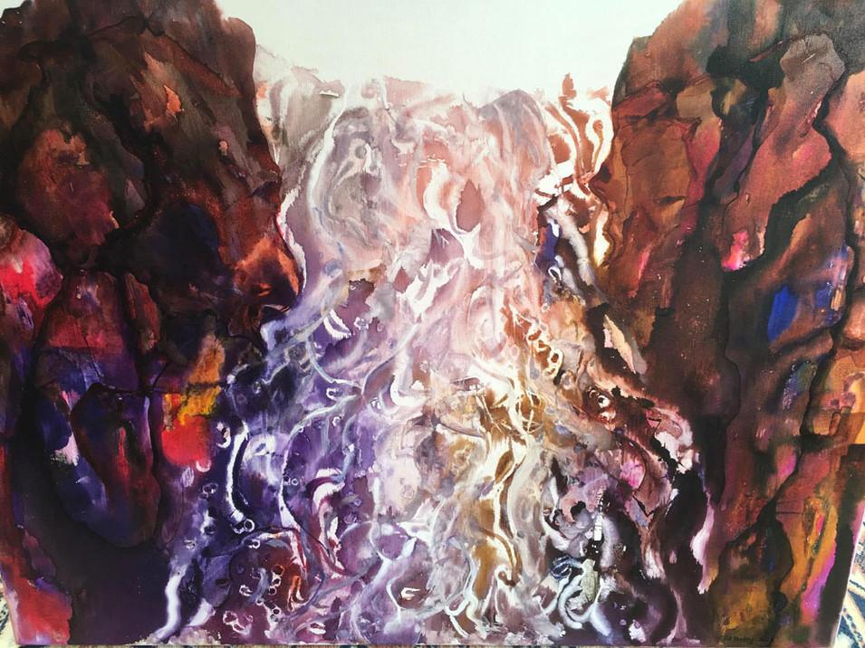 Joy (Taranaki Falls)