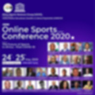 Online Sports Conference 2020