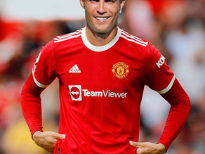 Manchester United Just Signed Ronaldo. So Why Is a German Tech Firm Smiling?