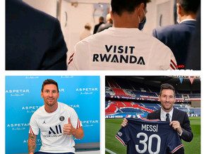 Messi Signing Brings Early Christmas to Rwanda (and other Sponsors)