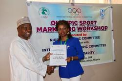 Olympic Sports Marketing Workshop