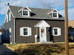 Greg the roofer siding project