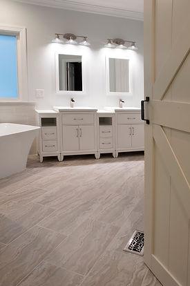 greg the roofer bathroom remodeling