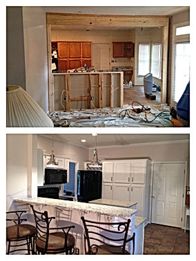 greg the roofer kitchen remodeling