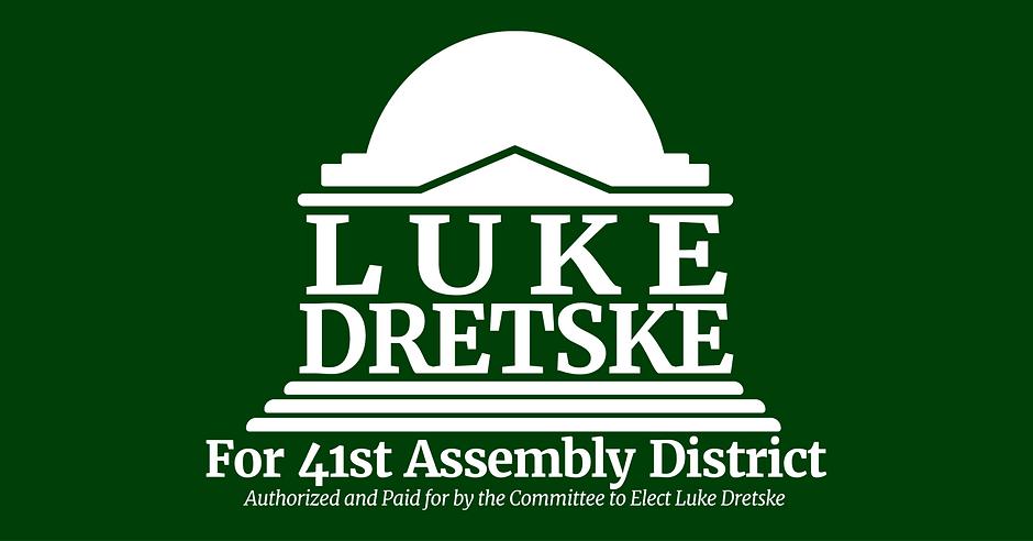Luke Dretske Assembly Green Background F