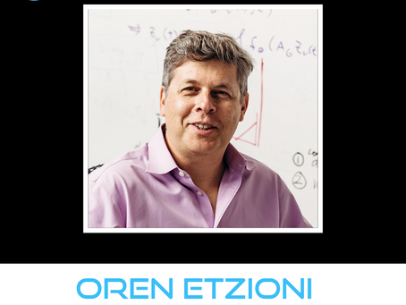4 - Fighting COVID-19 with Oren Etzioni
