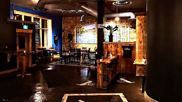 Timber Lounge Moncton interior