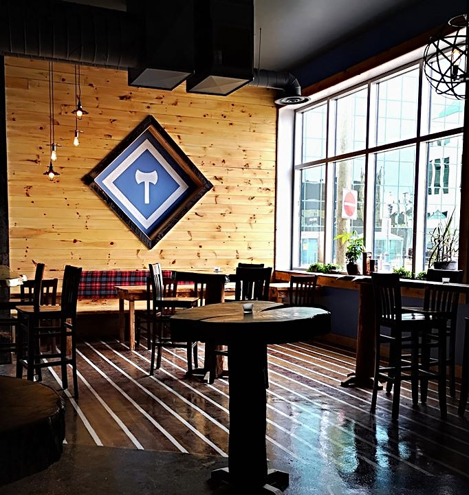 Interior,Timber Lounge Moncton