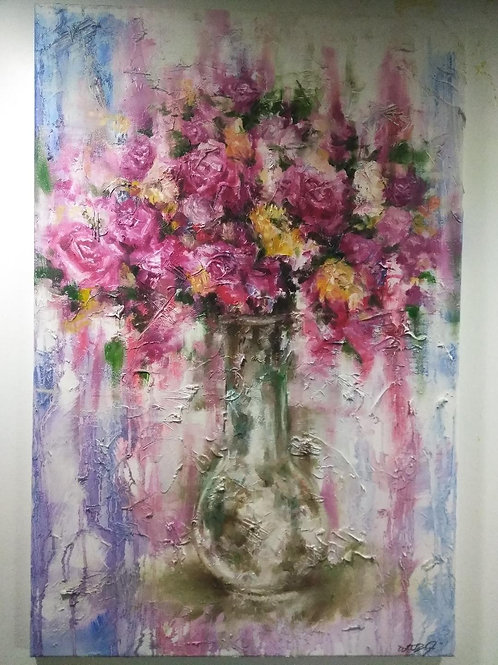 Abstract Bouquet