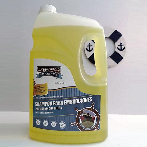 Shampoo para embarcaciones 3.5L