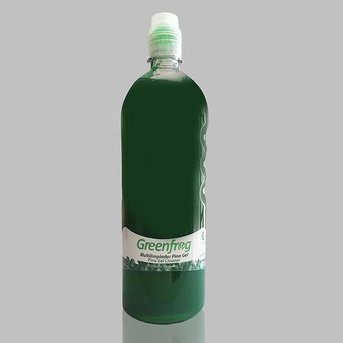 Multilimpiador Desinfectante Pino Gel 1 lt