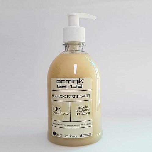 Shampoo Fortificante para Dama Pera Caramelizada 500ml