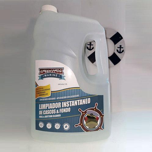 Limpiador Instantaneo de Cascos 3.5L