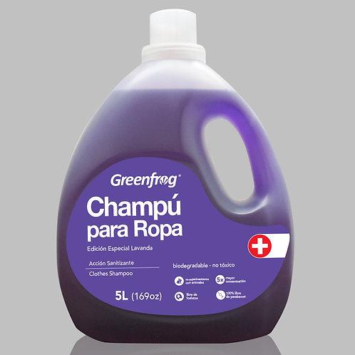 Champú de Ropa Lavanda  Edición Especial5 lt