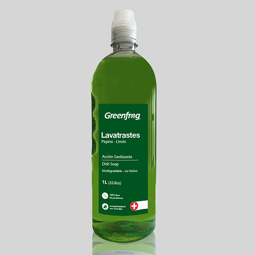 Lavatrastes Pepino - Limón 1 lt