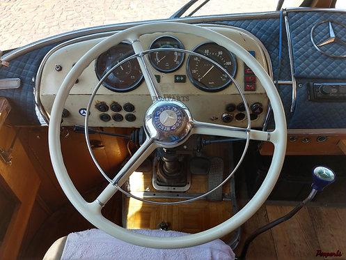 Volante Caminhão Onibus Mercedes Antigo