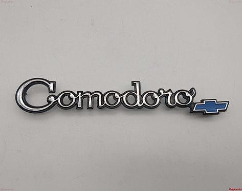 Emblema Lateral Opala Caravan Comodoro 75 76 77 78 79