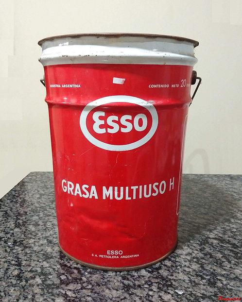 LATA GRAXA ANTIGA ESSO