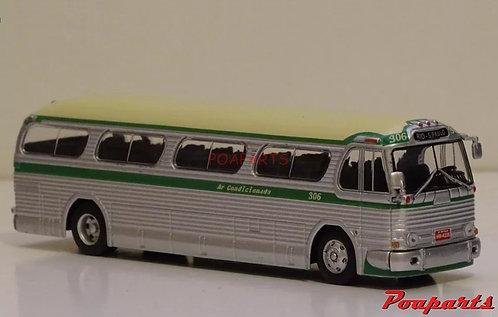 Miniatura Ônibus Gm Coach Viação Cometa Pd-4104 Salvat