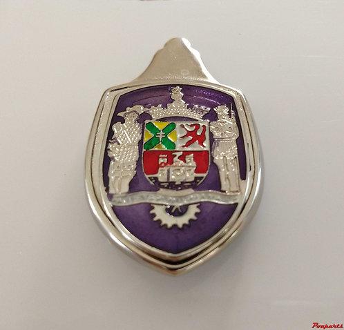 Emblema brasao paulistarum fusca
