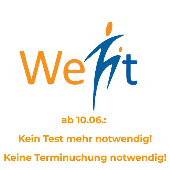 Wefit Fitnessstudio Memmingen