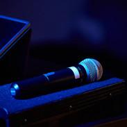 Funkmikrofon/Head Set System
