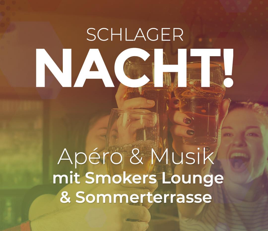 Schlager Nacht, Atlatis Bar 26.06.2020