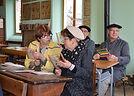 Le musée de l'école