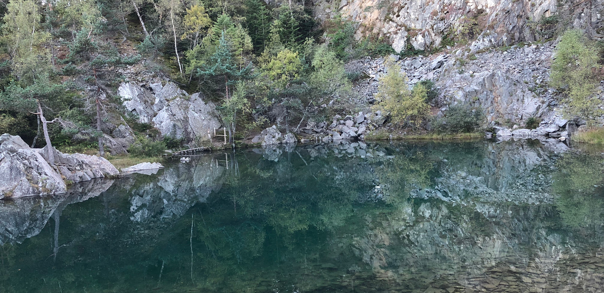 Le Lac Bleu Anne Kotzki