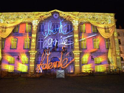 Les illuminations (le Puy-en-Velay)